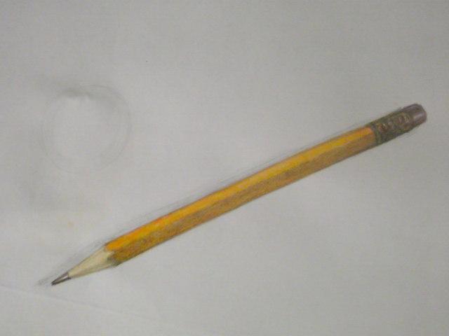 鉛筆、その他。〔イラスト〕